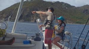 Skipper auf Catana 47